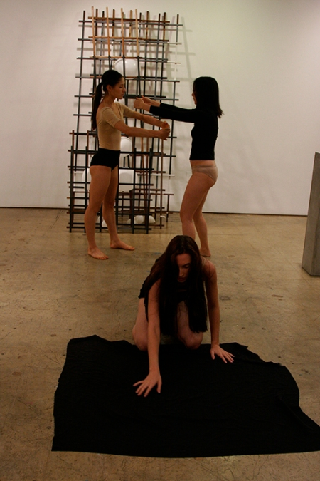 Elena Bajo's Performance