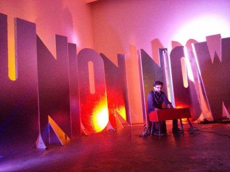 Dani Tull performs. Photo: Adjunct Action LA via Flickr.