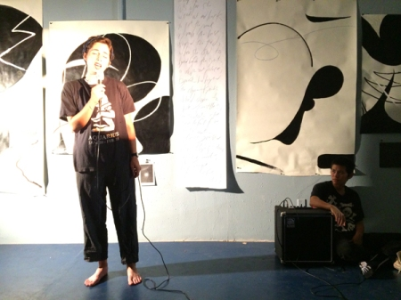 There's Time (2014), performed by Claire Kohne and Dara Sneddon at PAM.